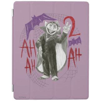 Dessin de croquis de von Count B&W de compte Protection iPad