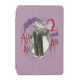Dessin de croquis de von Count B&W de compte Protection iPad Mini