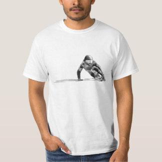 Dessin de Downhiill T-shirt