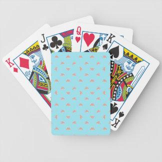 Dessin de motif de bande dessinée de vaisseau jeu de cartes