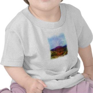 Dessin de nature t-shirt