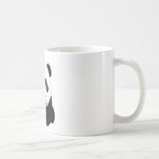 Dessin de panda mug