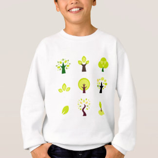Dessin original de bio arbres : T-shirts