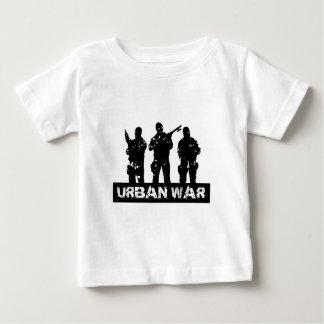 dessin urban war t-shirt pour bébé