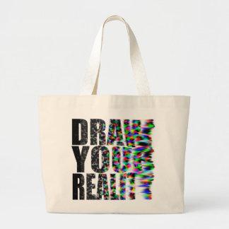 Dessinez votre réalité sac