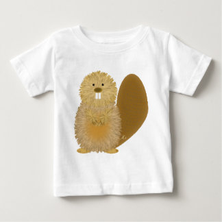 Dessins animaux adorables : Castor T-shirt