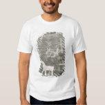 Dessins sur le mur de la caverne chez Canyon de T-shirts