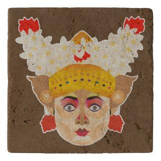 Dessous-de-plat Danseuse de fille de Balinese