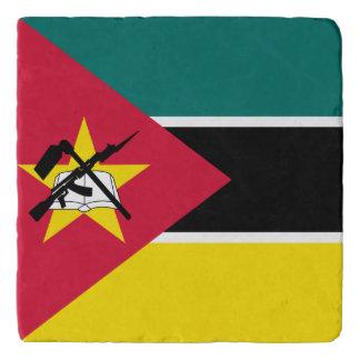 Dessous-de-plat Drapeau de la Mozambique