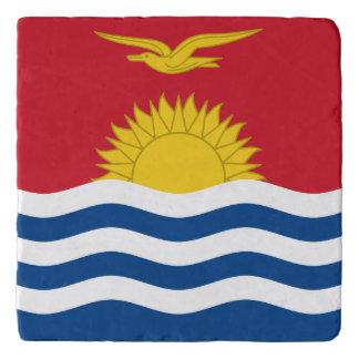 Dessous-de-plat Drapeau du Kiribati