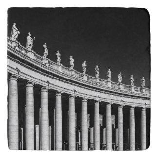 Dessous-de-plat La basilique de St Peter