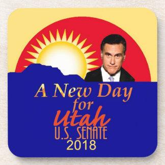 Dessous de verre 2018 de sénat de Mitt Romney