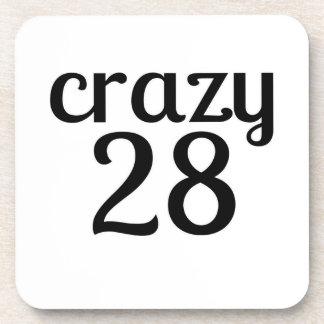 "Dessous-de-verre ""27 ans""birthda de ""de vitesse 27"