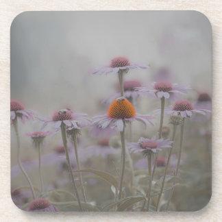 Dessous-de-verre Abeilles et les fleurs de cône