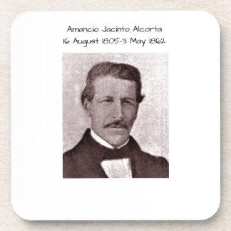 Dessous-de-verre Amancio Jacinto Alcorta
