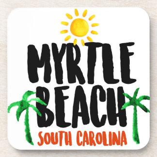 Dessous-de-verre Aquarelle de Myrtle Beach