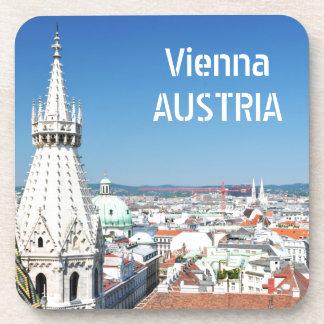 Dessous-de-verre Architecture à Vienne, Autriche