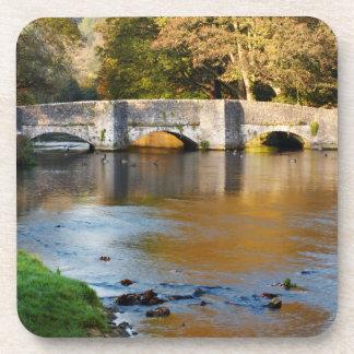 Dessous-de-verre Ashford dans la photo de souvenir de Derbyshire de