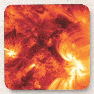 Dessous-de-verre baratte de magma