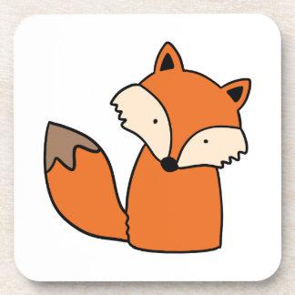 Dessous-de-verre Beau renard rouge