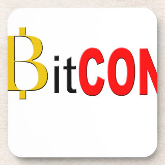 Dessous-de-verre BitCON 3D