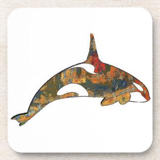 Dessous-de-verre Bonheur d'orque