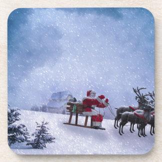 Dessous-de-verre Cadeaux de Noël