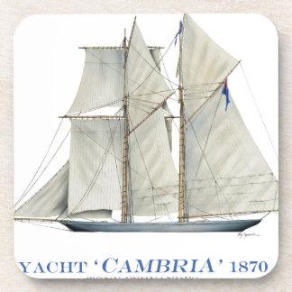 Dessous-de-verre Cambria 1870