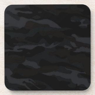 Dessous-de-verre Camo noir