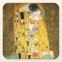 Gustav Klimt la peinture vintage de Nouveau d'art