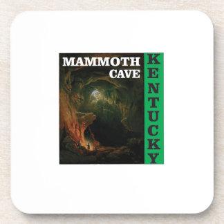 Dessous-de-verre Caverne gigantesque verte Kentucky