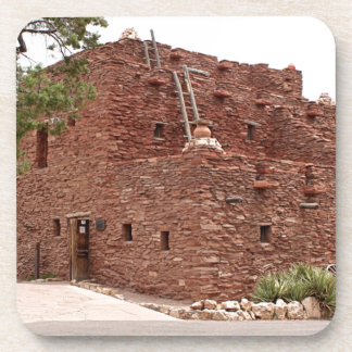 Dessous-de-verre Chambre de Hopi, jante de sud de canyon grand