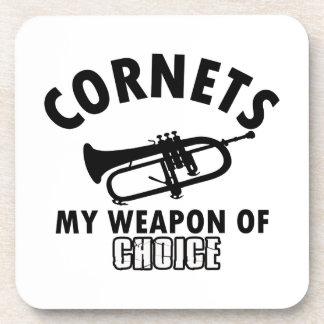 Dessous-de-verre choix de cornet