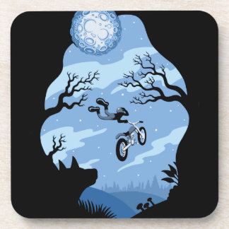 Dessous-de-verre Clair de lune Hangin