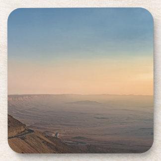 Dessous-de-verre Cratère de Mizpe Ramon, Israël