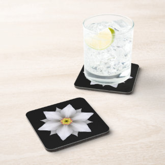 Dessous de verre de fleur