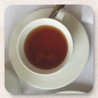 dessous de verre de tasse de thé de thé