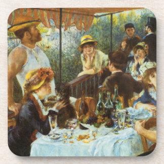 Dessous-de-verre Déjeuner de la partie de canotage par Pierre