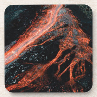 Dessous-de-verre doigts de magma
