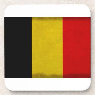 Dessous-de-verre Drapeau Belgique Belge
