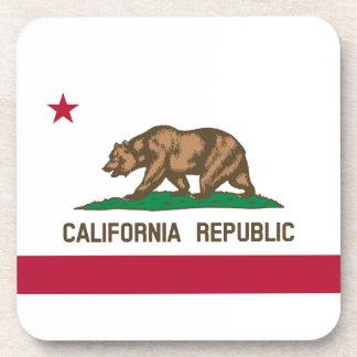 Dessous-de-verre Drapeau d'état de la Californie