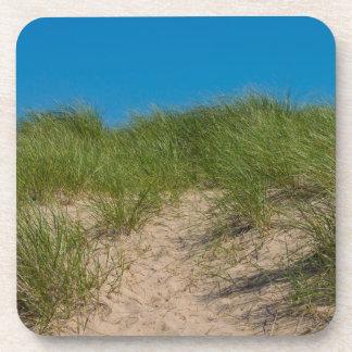 Dessous-de-verre Dune et avoine