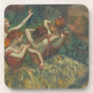 Dessous-de-verre Edgar Degas | quatre saisons dans l'une tête,