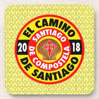 Dessous-de-verre EL Camino De Santiago 2018