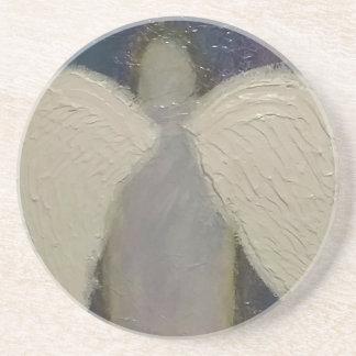 Dessous De Verre En Grès Ailes d'ange