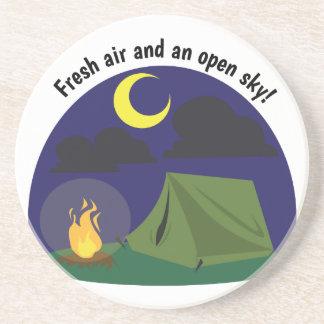 Dessous De Verre En Grès Air frais