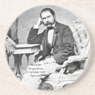 Dessous De Verre En Grès Alexandre Dreyschock