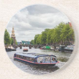 Dessous De Verre En Grès Amsterdam