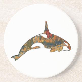 Dessous De Verre En Grès Bonheur d'orque