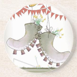 Dessous De Verre En Grès bottes de gallois